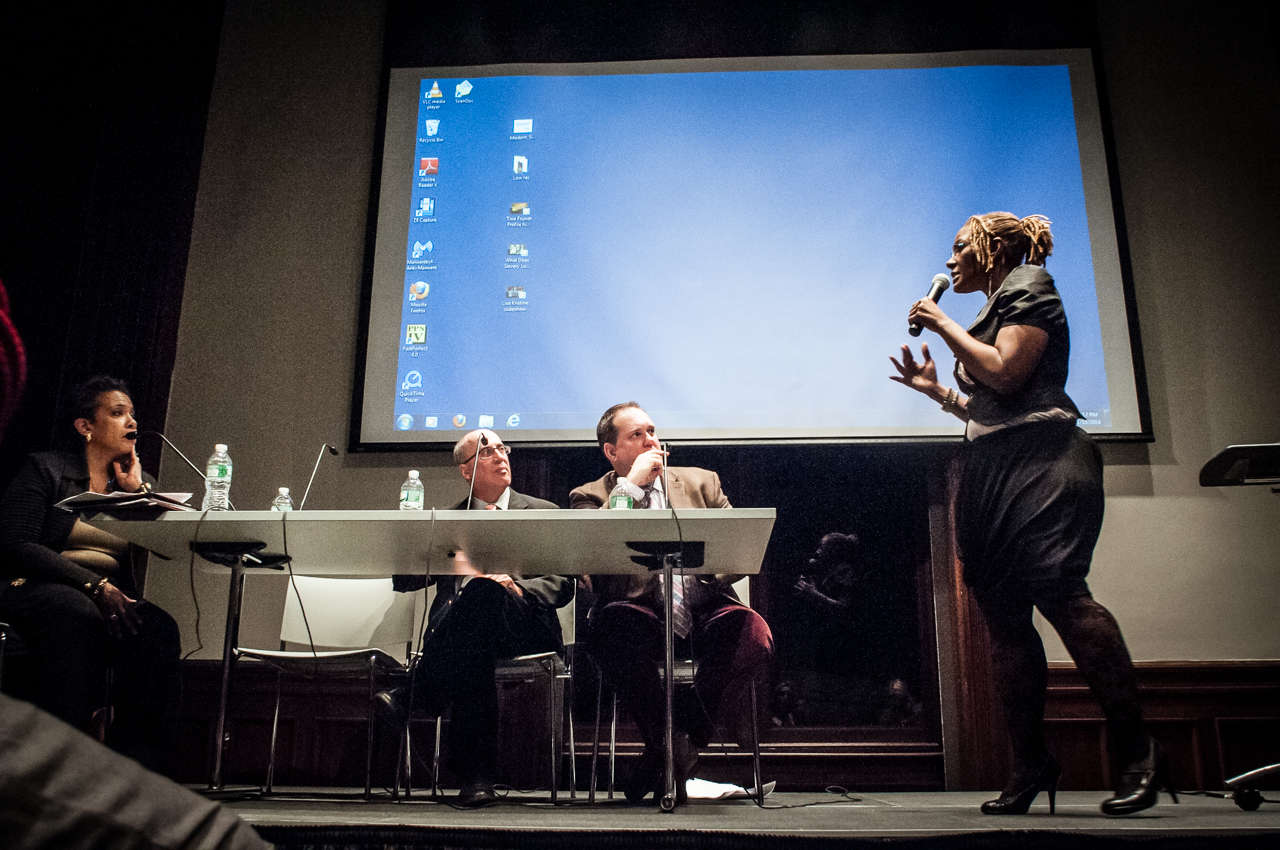 Anti Human Trafficking Panel Discussion - 2014