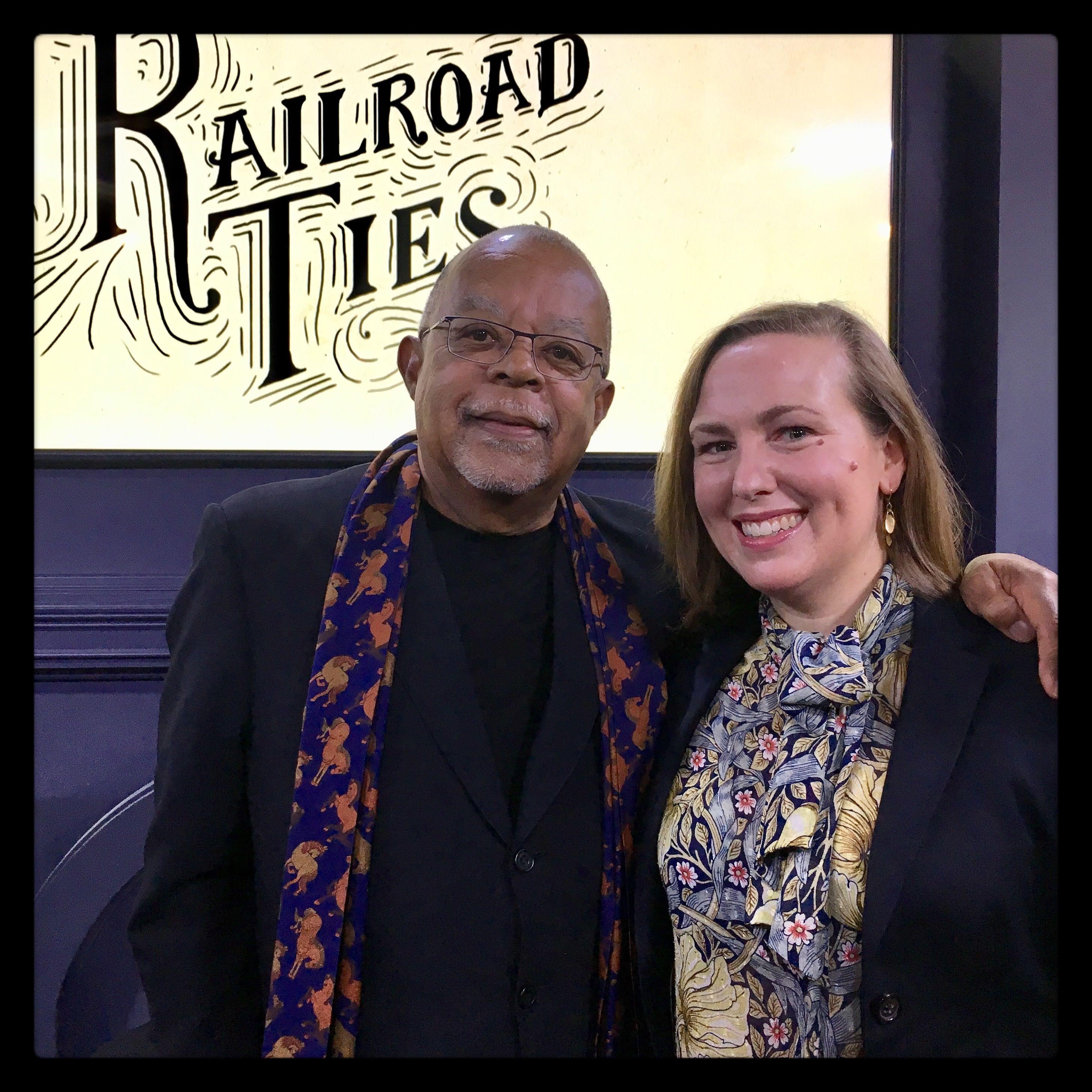 Railroad Ties panel at Sundance
