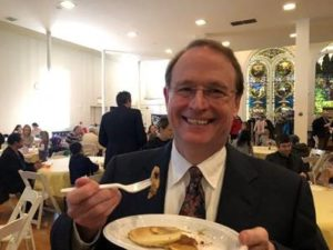 Pancake Day at Plymouth Church